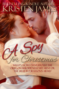 A Spy for ChristmasSource: Goodreads