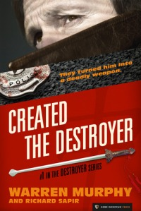 Created, The Destroyer Source: Goodreads