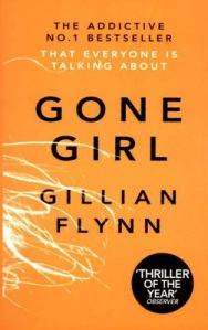 Gone Girl Source: Goodreads