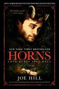 Horns Source: Goodreads