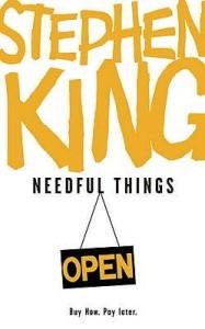 Needful Things Source: Goodreads