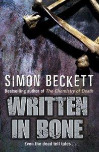 Written in bone Source: Goodreads