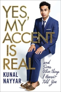 Yes, My Accent Is Real Source: Goodreads