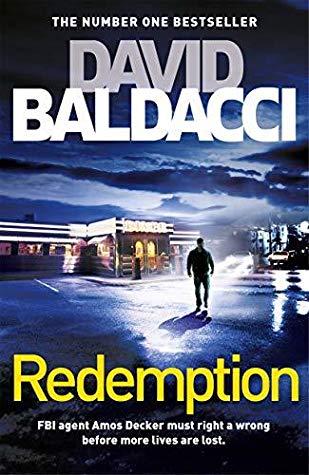 David Baldacci Redemption